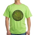 Cochise County Border Allianc Green T-Shirt