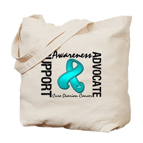 Ovarian Cancer Activism Tote Bag