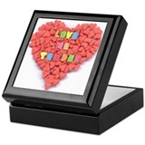 Love Me Tender Keepsake Box