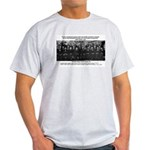 5th Solvay Conference Ash Grey T-Shirt