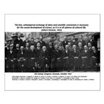 5th Solvay Conference Small Poster