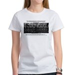 5th Solvay Conference Women's T-Shirt