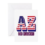 Arizona Greeting Cards (Pk of 10)