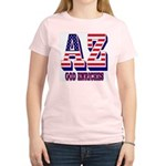 Arizona Women's Pink T-Shirt