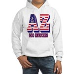 Arizona Hooded Sweatshirt