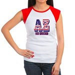 Arizona Women's Cap Sleeve T-Shirt