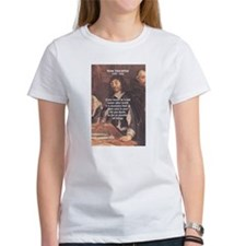 Truth Doubt Rene Descartes Tee