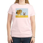 Sunflowers / Yorkie #17 Women's Light T-Shirt