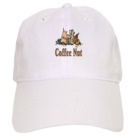 Coffee Nut Cap