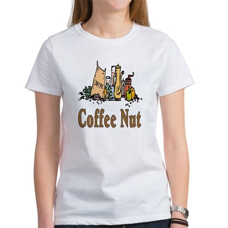 Coffee Nut Women's T-Shirt