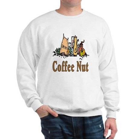 Coffee Nut Sweatshirt