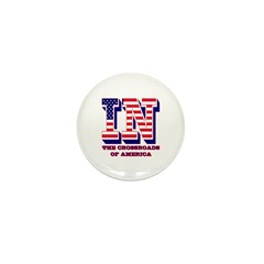 Indiana Mini Button (100 pack)