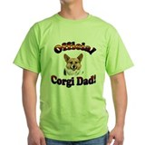 Official Corgi Dad - Red Head T-Shirt