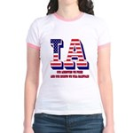 Iowa Jr. Ringer T-Shirt