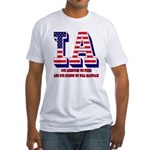 Iowa Fitted T-Shirt