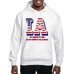 Iowa Hooded Sweatshirt