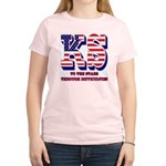Kansas Women's Pink T-Shirt