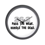26.2 Pass the Weak FUNNY Wall Clock
