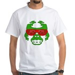 KONGYE-3D White T-Shirt