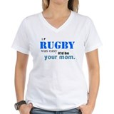 If Rugby Was Easy Shirt
