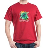 Survivor Flower T-Shirt
