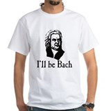 Music humour Mens White T-shirts