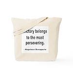 Napoleon on Victory Tote Bag