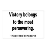 Napoleon on Victory Postcards (Package of 8)