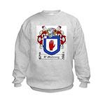 O'Mulrony Family Crest Kids Sweatshirt