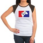 Major League 360 Women's Cap Sleeve T-Shirt