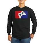 Major League 360 Long Sleeve Dark T-Shirt