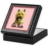Cairn Terrier Gifts Keepsake Box