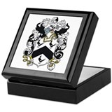 Ralph Coat of Arms Keepsake Box