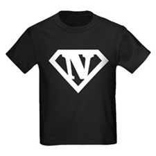 Super White N Logo T