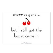 Cherries Gone Postcards (8)