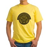 St. Tammany Parish Sheriff SW Yellow T-Shirt