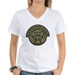 St. Tammany Parish Sheriff SW Women's V-Neck T-Shi