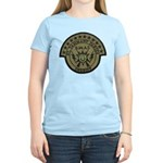 St. Tammany Parish Sheriff SW Women's Light T-Shir