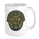 St. Tammany Parish Sheriff SW Large Mug