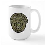 St. Tammany Parish Sheriff SW Large Mug
