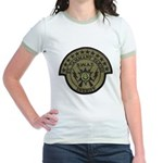 St. Tammany Parish Sheriff SW Jr. Ringer T-Shirt