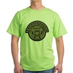 St. Tammany Parish Sheriff SW Green T-Shirt