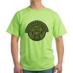 St. Tammany Parish Sheriff SW Green T-Shirt