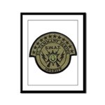 St. Tammany Parish Sheriff SW Framed Panel Print