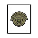 St. Tammany Parish Sheriff SW Framed Panel Print