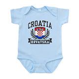 Croatia Bodysuits