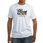 O'Moroney Coat of Arms Fitted T-Shirt