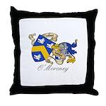 O'Moroney Coat of Arms Throw Pillow