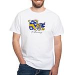 O'Moroney Coat of Arms White T-Shirt