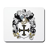 Rigby Coat of Arms Mousepad